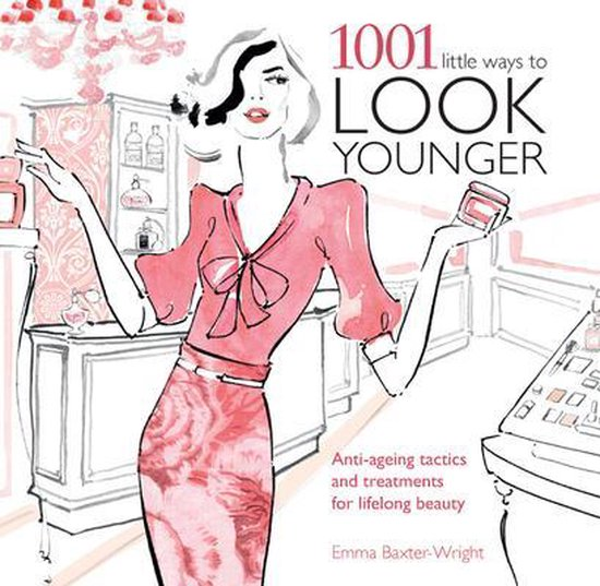 Boek cover 1001 Little Ways to Look Younger van Emma Baxter-Wright (Paperback)