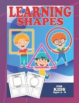 Learning Shapes For Kids Ages 4-8