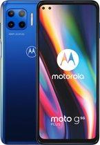 Motorola Moto G 5G Plus - 128GB - Surfing Blue