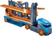 Hot Wheels Lift & Launch Hauler - Speelset