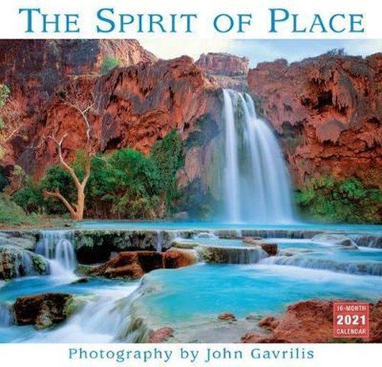 The Spirit of Place - Wall Calendar 2021