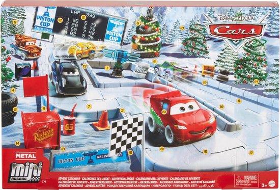 Disney Cars Mini's Adventskalender