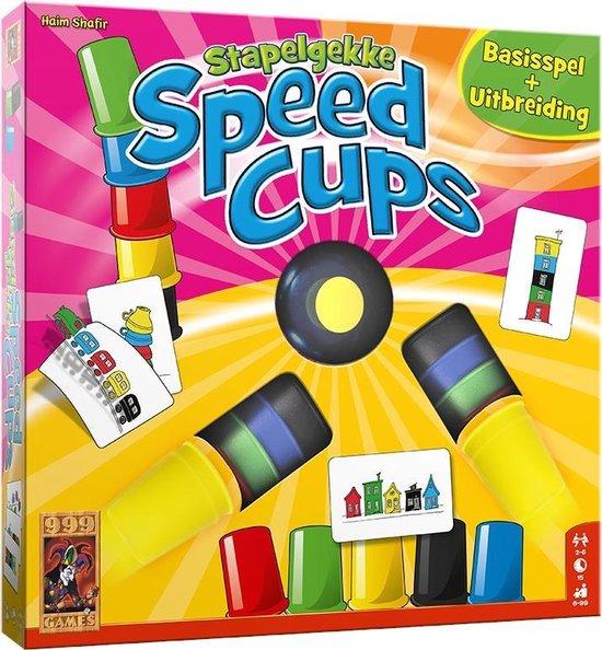 Afbeelding van het spel Stapelgekke Speedcups - 6 spelers -spel