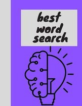 best word search