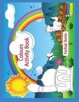 Colours Activity Book