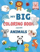 My Big Coloring Book for Kids