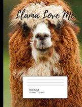 Llama Love Me Vol. 1