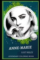Anne-Marie Legendary Coloring Book