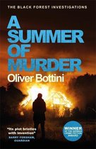 Boekomslag van 'A Summer of Murder'