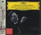 Symphonies Nos. 40 & 41