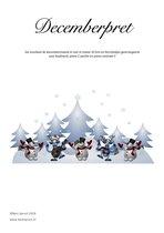 Decemberpret - Bladmuziek piano Kerst en Sinterklaas
