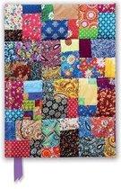 Patchwork Quilt (Foiled Journal)