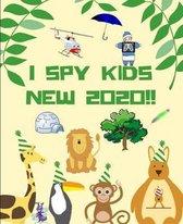 I Spy Kids New 2020 !!