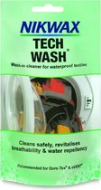 Nikwax Tech Wash - impregneermiddel  -  wasmiddel voor waterafstotend materiaal - 100ml