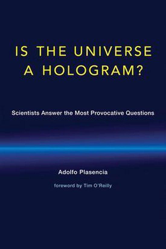 Afbeelding van Is the Universe a Hologram?