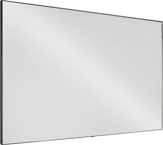 Ben Gravite Spiegel 140x70 cm mat zwart