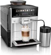 Siemens EQ.6 Plus s300 TE653M11RW  - Volautomatische espressomachine - Zilver