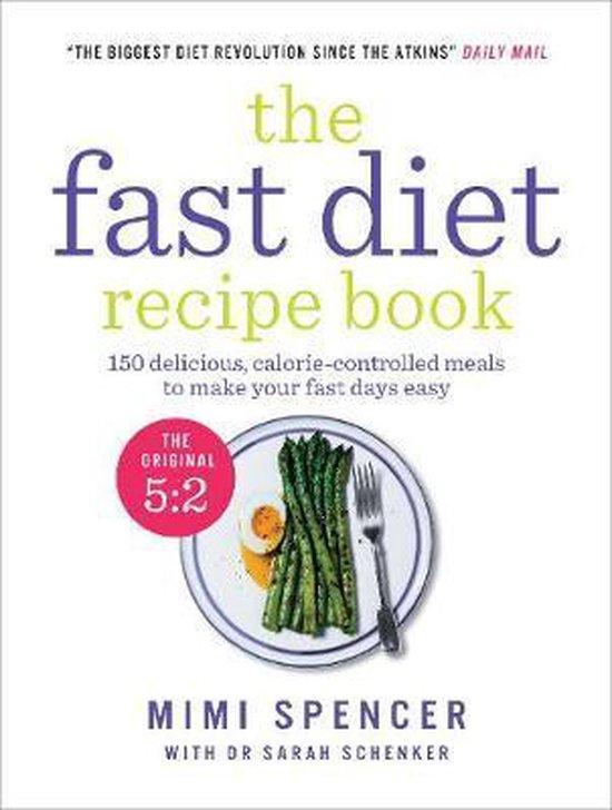 Afbeelding van The Fast Diet Recipe Book