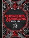 Afbeelding van het spelletje Dungeons & Dragons Annual 2021