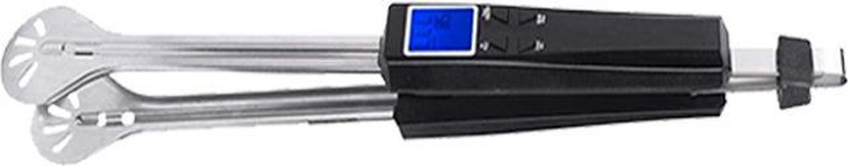 FEDEC Vleestang met ingebouwde thermometer - Extreem Nauwkeurig - Inclusief batterijen