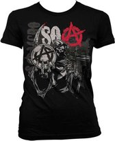 SONS OF ANARCHY - T-Shirt Glorious A - GIRL (XXL)