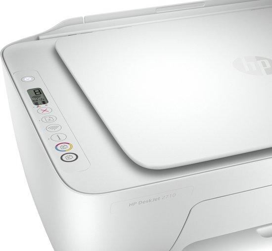 DeskJet 2710 - All-in-One Printer