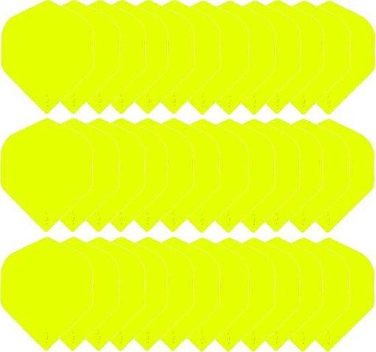 Thumbnail van een extra afbeelding van het spel 10 Sets (30 stuks) Dragon darts R4x - dart flights - Multipack - Zwart - darts flights