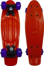 RiDD - Pennyboard - oranje - skate - board - 17 inch Klein
