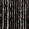 Luxe Kattenstaart Vliegengordijn - 90 x 220cm - Zwart