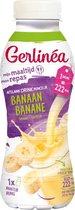 Gerlinea Afslank Drinkmaaltijd Banaan Smaak 236ml