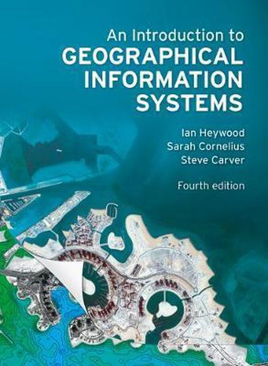 Boek cover An Introduction to Geographical Information Systems van Ian Heywood (Paperback)
