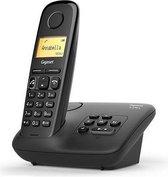 Gigaset A270A - Single DECT telefoon - met antwoordapparaat - Zwart