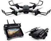 S169 opvouwbare drone met camera -  4k wide angle dual camera