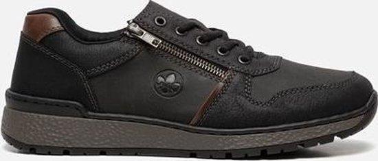 Heren Sneakers Grijs Maat 45