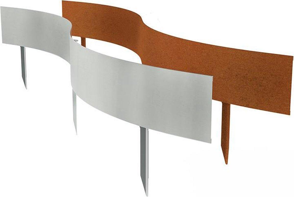 Multi-Edge ADVANCE kantopsluiting verzinkt 200x20 cm - per 4 stuks kopen