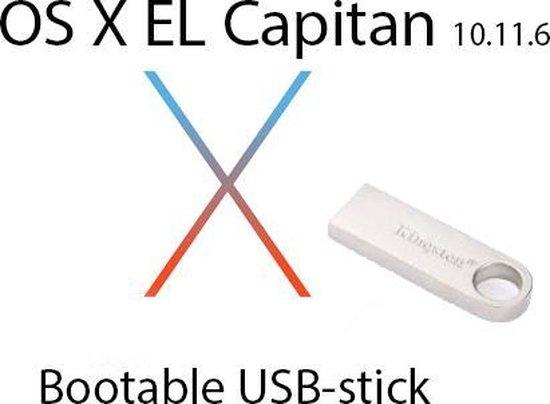 How to create os x el capitan bootable usb