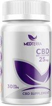 CBD Olie gel Capsules - 25mg per capsule (30 stuks)