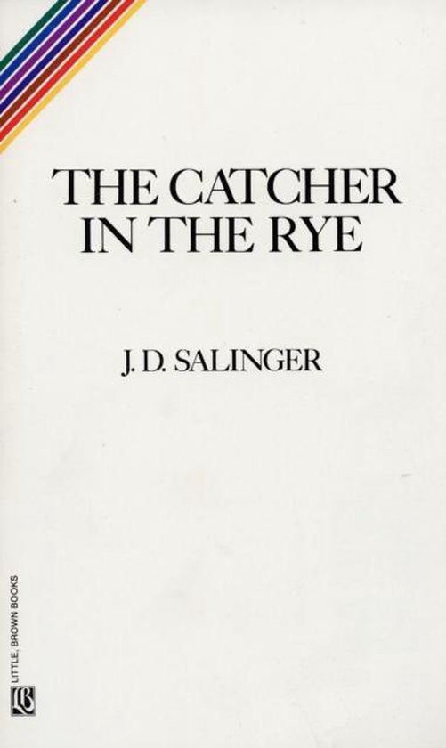 Boek cover Catcher in the Rye van j. d. salinger (Voordeeleditie)