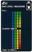 Gaslevel Indicator / Gasniveau meter