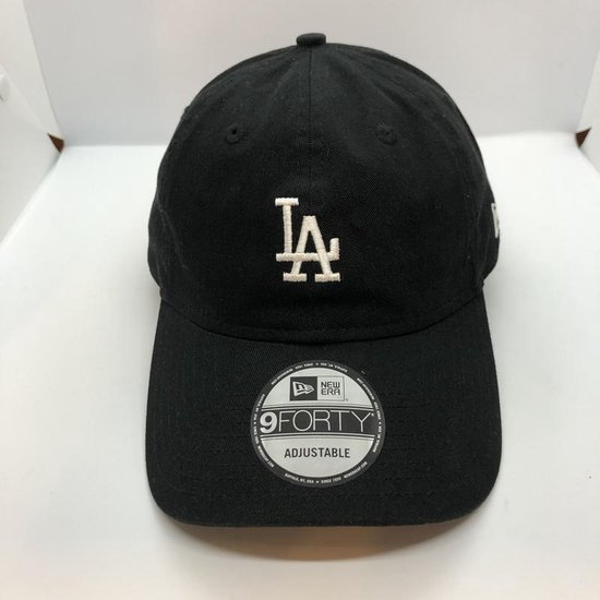 New Era 9Forty LA Dodgers Mini Logo Black OSFM *LIMITED*