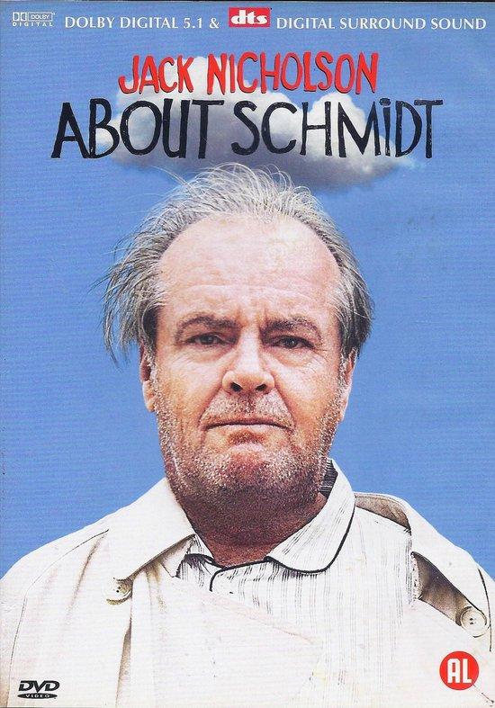 Cover van de film 'About Schmidt'