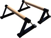 Embrightning Parallettes - parallettes - dip bars - opdruksteun - fitness - turnen - calisthenics
