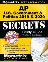 AP Us Government and Politics 2019 & 2020 Secrets Study Guide - AP United States Government and Politics Prep Book, Full-Length Practice Test, Step-By-Step Review Video Tutorials