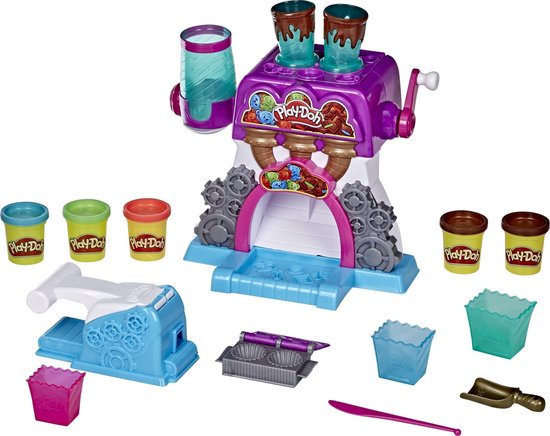 Play-Doh Snoepfabriek - Klei Speelset