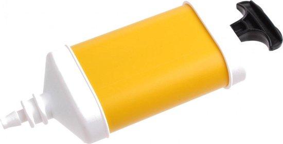 Amscan Ballonpomp 18 X 7,3 X 3,3 Cm Geel