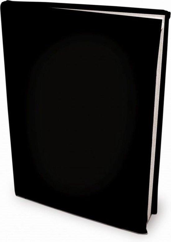 Afbeelding van Rekbare Boekenkaft - Zwart - A5 - Set van 2 speelgoed