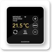 Remote Control WiFi, digitale klokthermostaat | RAL 9010 (Polar wit)