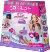 Cool Maker - GoGlam Nails Salon 2 in 1 voor manicures en pedicures - met 5 patronen en nageldroger