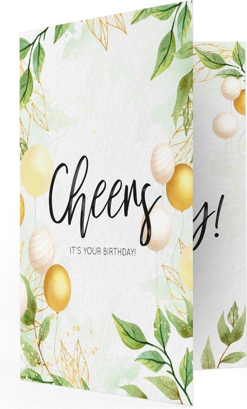 Cheers Muziekkaart - Locomix