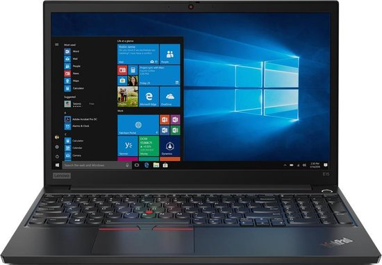 Lenovo ThinkPad E15 20RD0016MH - Laptop - 15 Inch